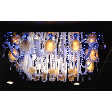 Ceiling Crystal Light (25)