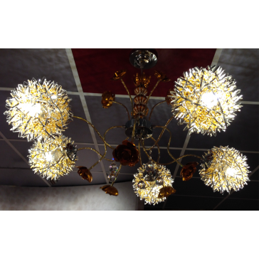 Ceiling Flower Light (89)