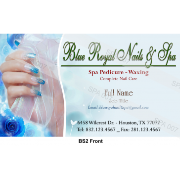 BS2 Business card