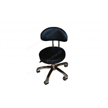 Working Stool Black Color