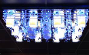 Ceiling Crystal Light (06)