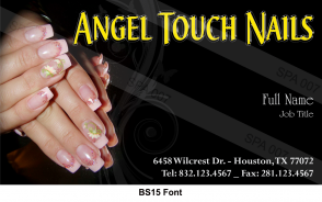 BS15 Business card