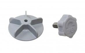 Durajet III Impeller - with center pin