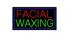 Facial Waxing: 20165