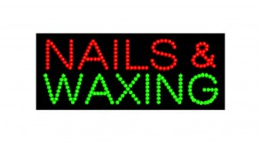 Nails & Waxing: 22109
