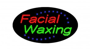 Facial Waxing: 24002