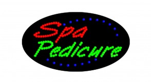 Spa Pedicure: 24012