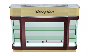 Reception Star with White Marble color 90+522