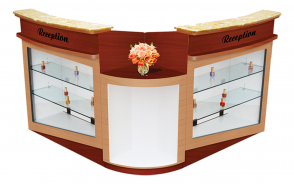 Reception Tension with Yellow Marble color 60+84